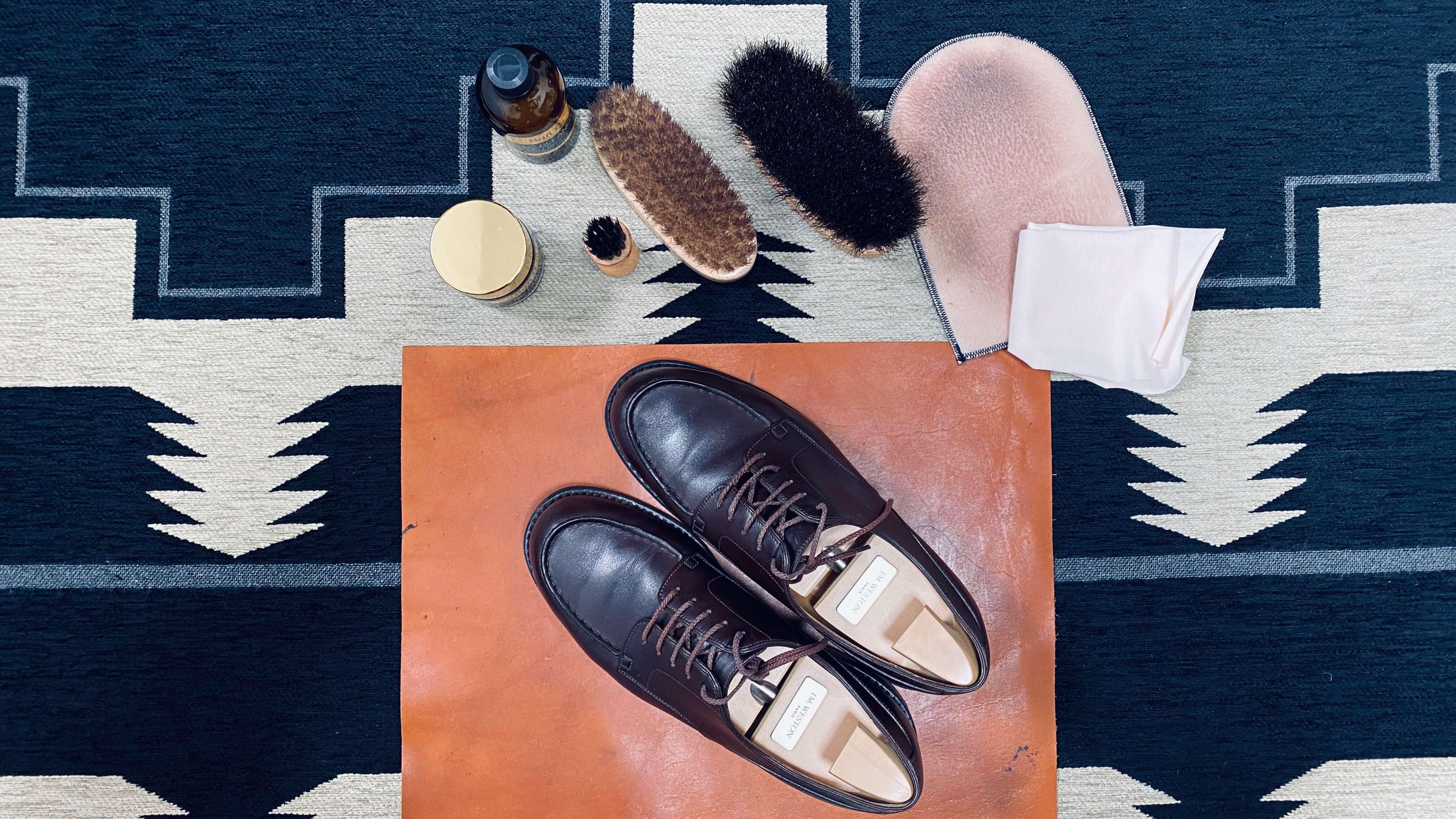 靴磨き_道具一覧