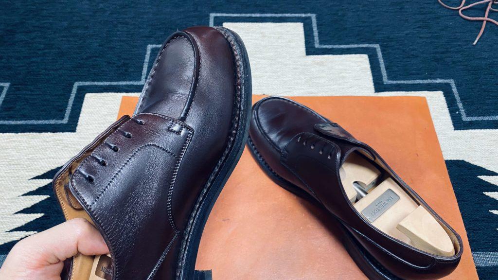 靴磨き_クリーム後側面