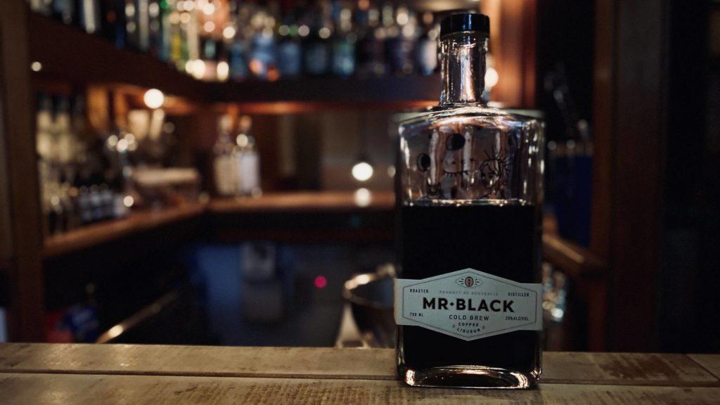 バーメイジュのミスターブラック