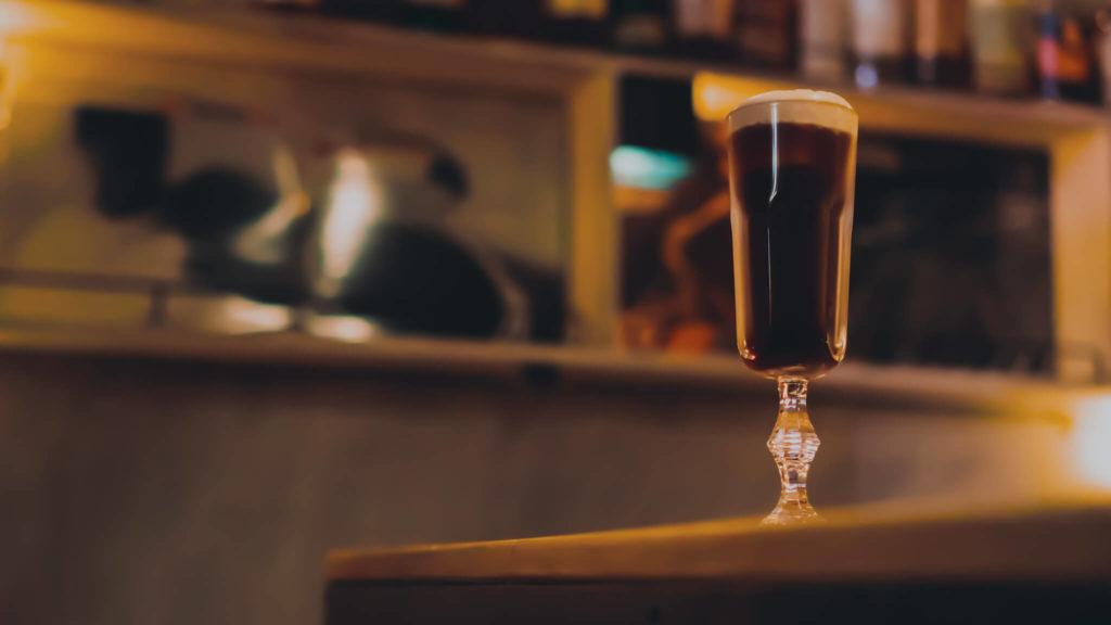 コーヒーカクテル