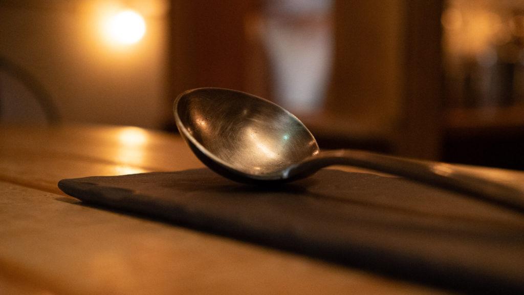 バーメイジュのコーヒースプーン