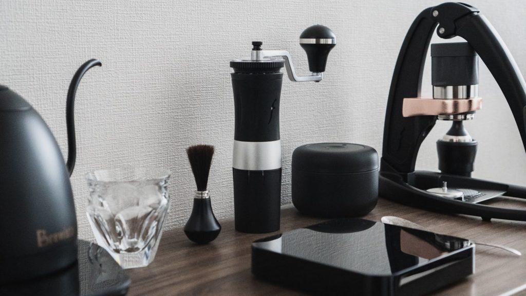 お気に入りのコーヒー器具