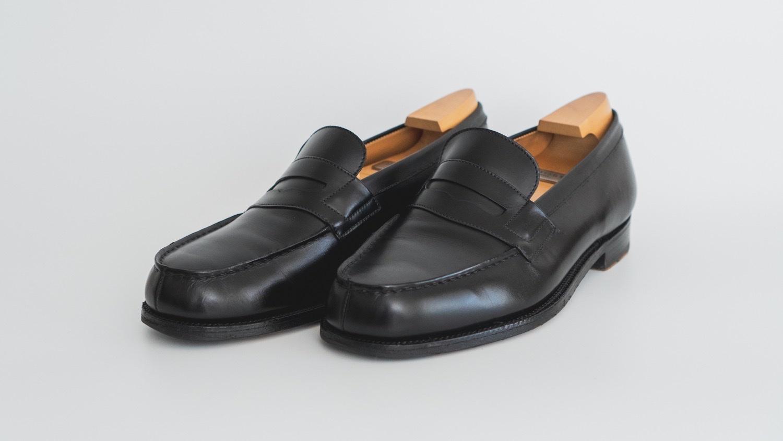 ジェイエムウエストン180 ブラック