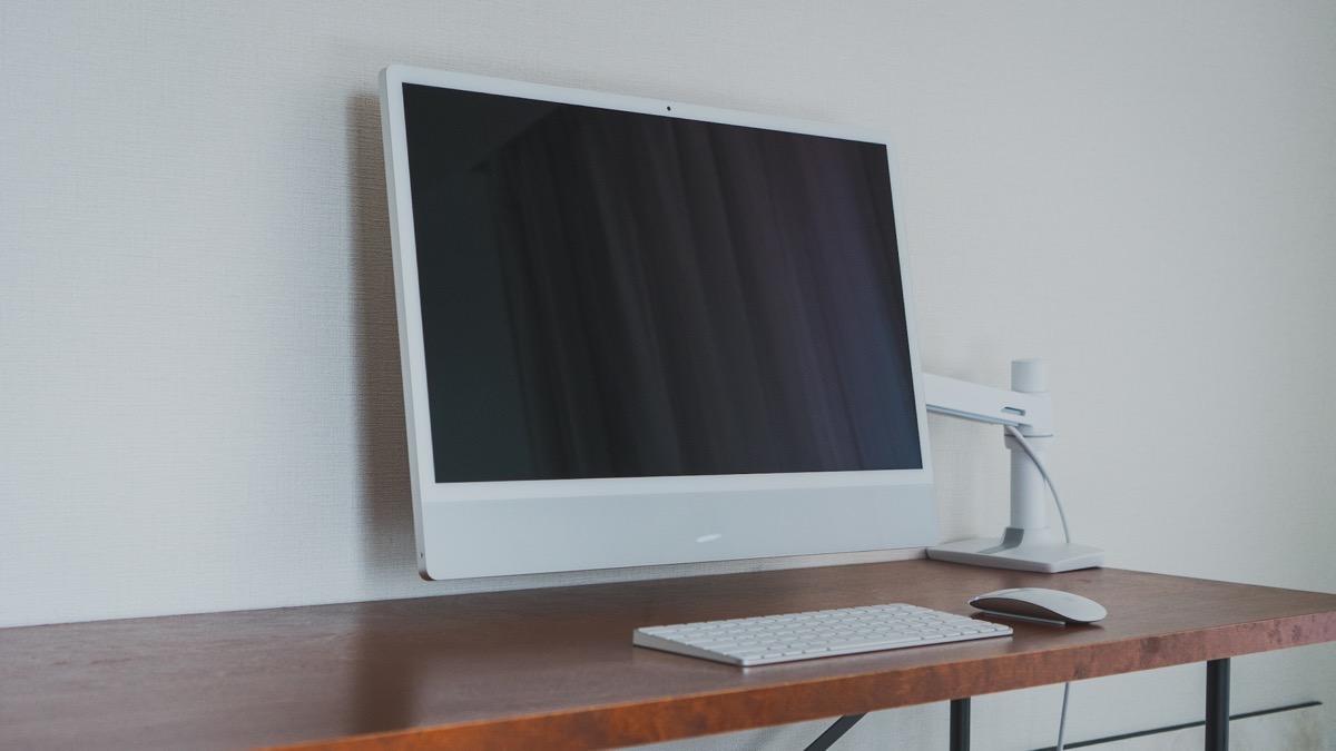 iMac 24インチ VESAマウント