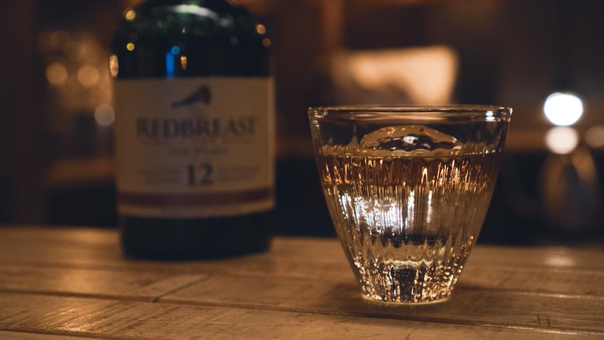 BAR MEIJIUのウイスキー