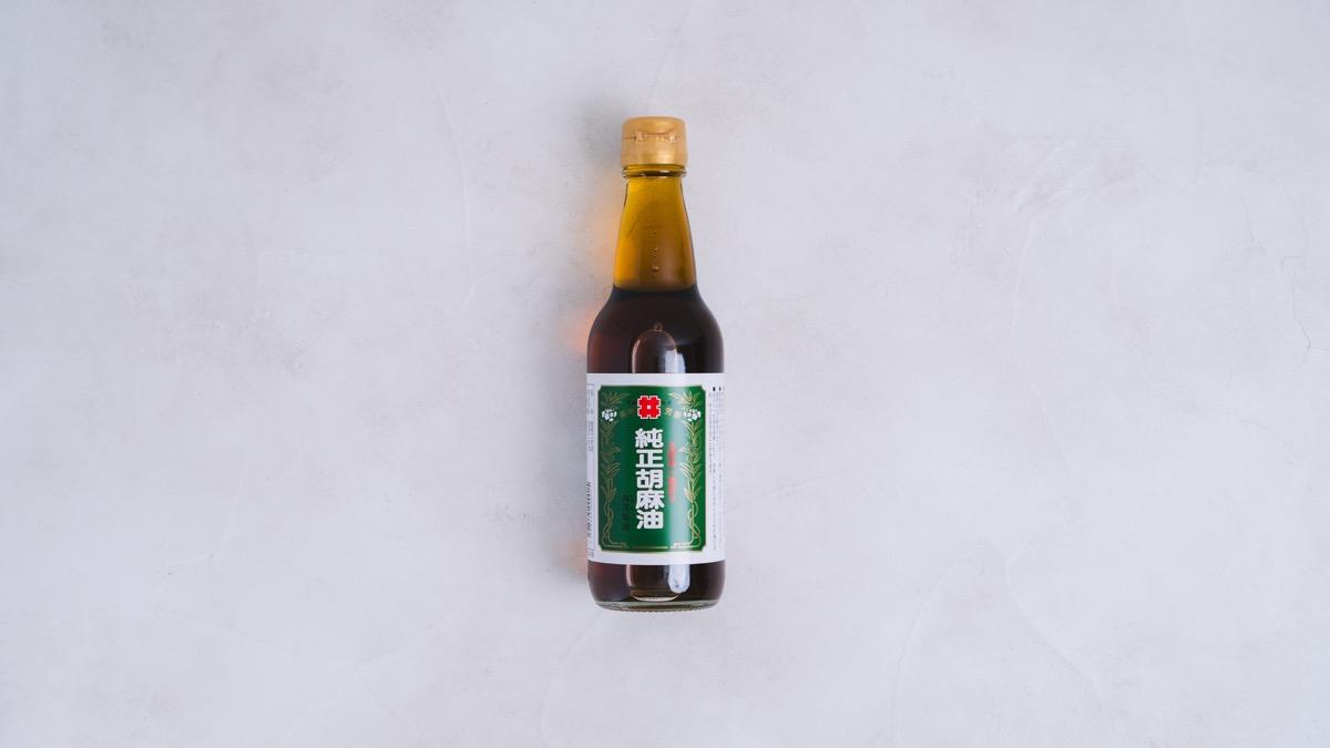 油茂製油 玉絞め一番搾りごま油