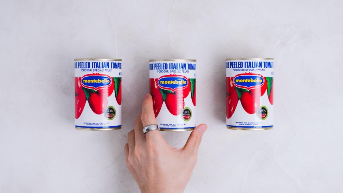 Oura Ringとトマト缶