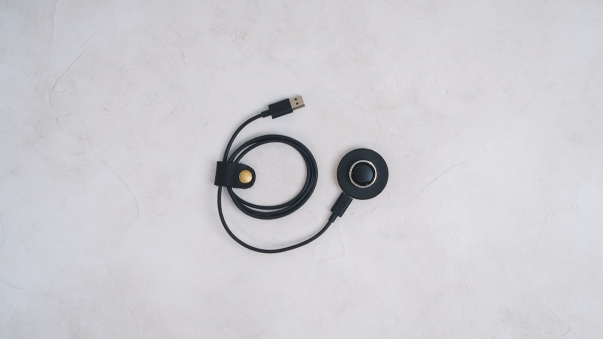 Oura Ringの充電器